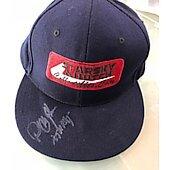 Starsky & Hutch hat signed by Paul Michael Glaser