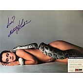 "Nastassja Kinski ""Richard Avedon"" Snake PSA/DNA 11X14"