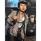 Jonathan Ke Quan Indiana Jones 11X14 **ONLY ONE**