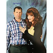 Ed O'Neill & Katy Sagal Married With Children 11X14