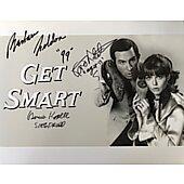 Get Smart cast of 3 11X14