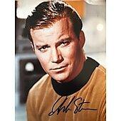 William Shatner Star Trek 11X14