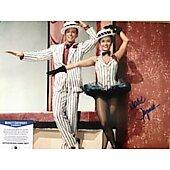 Debbie Reynolds (1932-2016) 11X14 w/Beckett COA 6