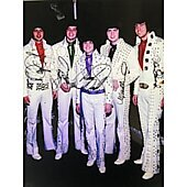 The Osmonds 11X14 **ONLY ONE**