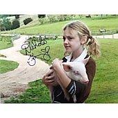 Dakota Fanning Charlotte's Web 11X14