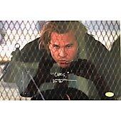 Val Kilmer Heat 11X14  w/ Ed Richard COA