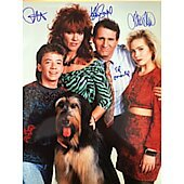 Married With Children cast of 4 11X14 #2