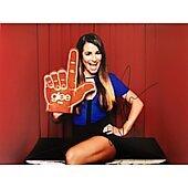 Lea Michele Glee 11X14