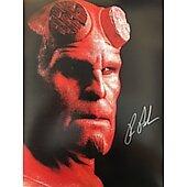 Ron Perlman Hellboy 11X14