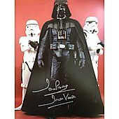 Dave Prowse Darth Vader Star Wars 11x14 #4