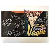 Last American Virgin cast of 9 11X14