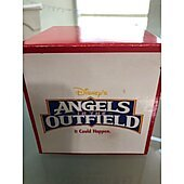 Disney's Angels in the Outfield Promo baseball signed by Tony Danza, Danny Glover and Ben Johnson