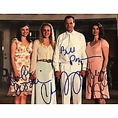 Big Love Cast signed by 4