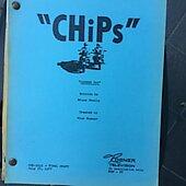 "Chips ""Career Day"" Original Script"