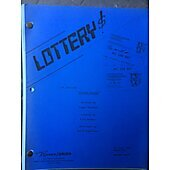 "Lottery ""Bigger Volume"" Original Script"