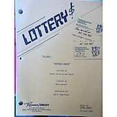 "Lottery ""Another Chance"" Original Script"