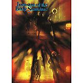 Invasion of the Body Snatchers 1978 original movie program