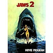 Jaws 2 1978 original movie program