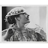 Katharine Hepburn Vintage 8X10 photo (personalized to Larry)