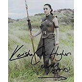 Keisha Castle-Hughes Game of Thrones 2