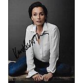 Kristen Scott Thomas Autographed 8x10 The English Patient, Mission: Impossible