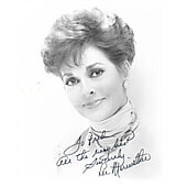 Lee Meriwether  8X10 Photo to Fred