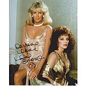 Linda Evans Dynasty (Signature personalized to Darren)
