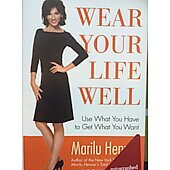 Wear Your Life Well BOOK signed by author Marilu Henner