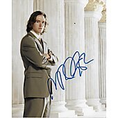 mark paul gosselaar Autographed 8x10 Saved by the Bell, NYPD Blue,Pitch
