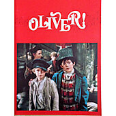 Oliver! (1968) original movie program ***LAST ONE***