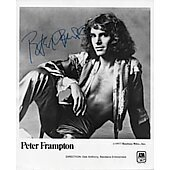 Peter Frampton 8X10 photo