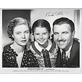 Preston Foster & Virginia Weidler Vintage 8X10 photo