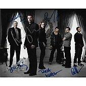 Ray Donovan Cast 8x10 Liev Schreiber,Jon Voit,Paula Malcomson,Dash Mihok,Eddie Marsan,Pooch Hall