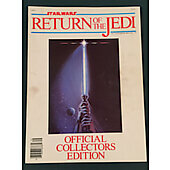 Star Wars Return of the Jedi Official Collector's Edition