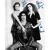 Tim Curry Rocky Horror Cast of 3 #11