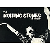 The Rolling Stones original concert program