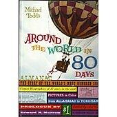 Around the World in 80 Days (1956) original movie program ***LAST ONE***