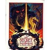 Secret of NIMH 1972 original movie program