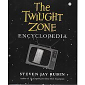 Twilight Zone Encyclopedia BOOK signed by author Steven Jay Rubin