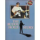The Buddy Holly Story (1978) original movie program