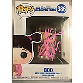 Boo Funko Pop #386 Vinyl Figure signed by Mary Gibbs