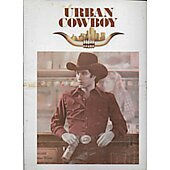 Urban Cowboy (1980) original movie program