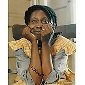 Whoopie Goldberg  8x10 The Color Purple,Sister Act, Ghost