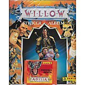 Willow (1988) sticker album