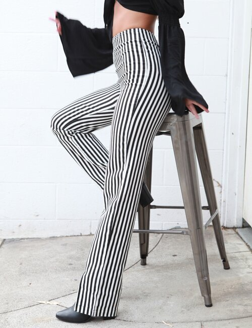 Eclipse Striped Pants