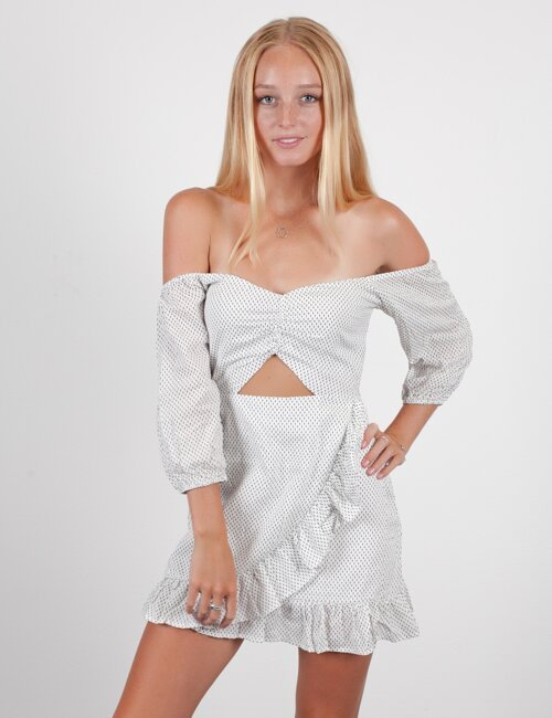 Love For That White Dress