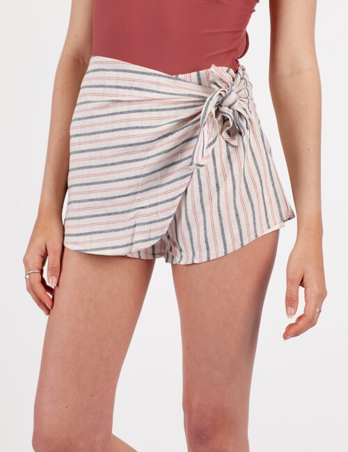 Strawberry Skies Skort