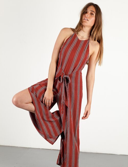 Italy Bound Jumpsuit
