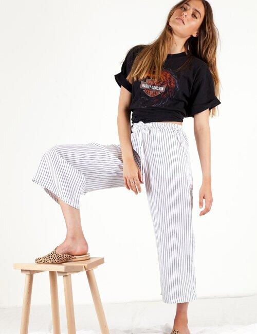 Along The Way Stripe Pants