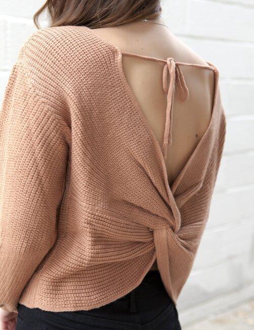 Hard Feelings Sweater